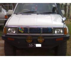 1988 Nissan D/Cab