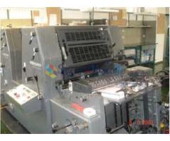 1999 Heidelberg SM 74-6 LX,/2000 Roland 706-3B P/Komori LS 440 EM