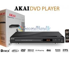 AKAI DVD PLAYER Model No. ADV 6017