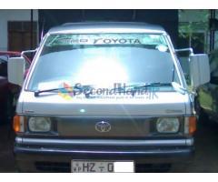 1997 Toyota GA-KM51-Half Body