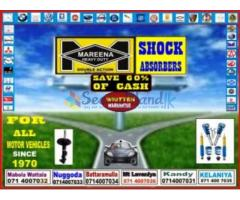 We have all make and model of shock and strut for your vehicles