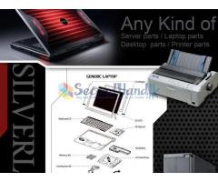 Any Kind of Server/Laptop/Desktop/Printer Parts