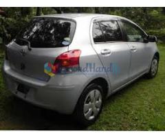 Toyota Vitz KSP90 For Sale