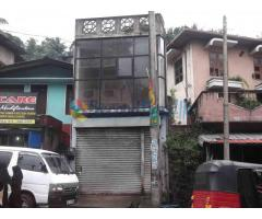 SHOP FOR RENT IN GAMPOLA