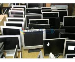 Sell Grade A LCD Monitors Rs.5500 Upwards