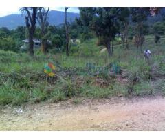Bare Land at Hanthana, Kandy
