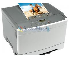 Lexmark C540n laser Color Printer