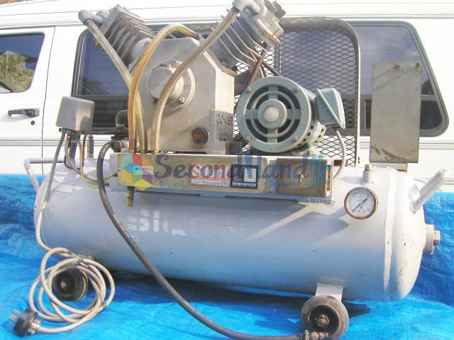 Air Compressor - Dental Silent Type - 220 3-phase Horana