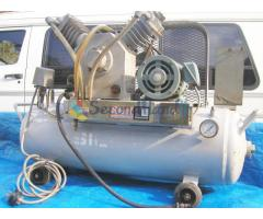 Air Compressor - Dental Silent Type - 220 3-phase
