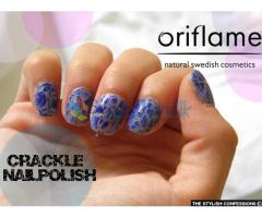 Oriflame Cosmetics from Sweden- Delivery