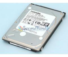 TOSHIBA 1TB Hard Disks,