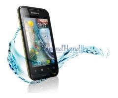 Lenovo A660 Dual core 1.0GHz Android4.0 Waterproof MTK 6577 AT T Moblie 3G Phone