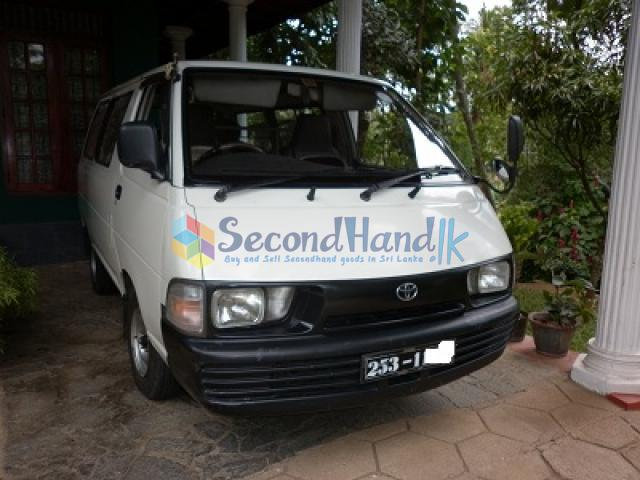Toyota Townace Van For Sale kandy