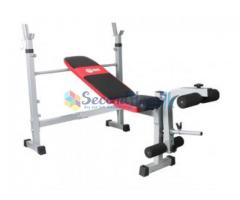 I need a Flat Incline Decline Bench for do Excersice