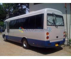 Mitsubishi 29 Seater Bus for sale