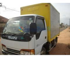 isuzu nkr body lorry for sale