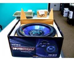 Sound Stream  Subwoofer