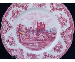 OLA England plate for sale 1792 old britain castle