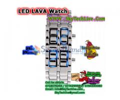 LED lava watches From Rs.550/= in different designs .