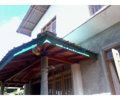 House in kandy (Pallekele)