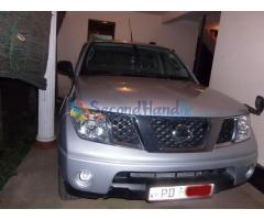 Nissana Navara For Sale