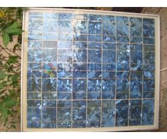 Solar Multicrystalline Panel 40w/12v