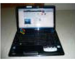 Toshiba Satellite laptop L505