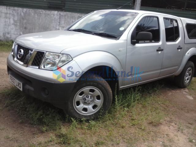 Unregistered Nissan Navara Pickups Cabs