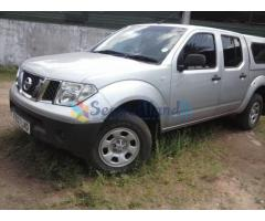 Unregistered Nissan Navara