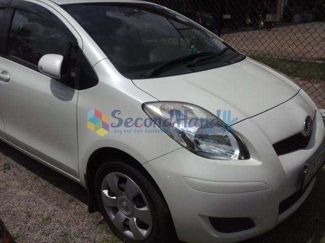 Toyota Vitz Ikman Lk Car