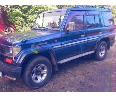 TOYOTA PRADO-LANDCRUISER JEEP FOR SALE