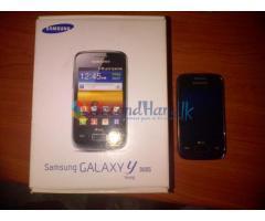 Samsung Galaxy Y DUOS - 11 500/