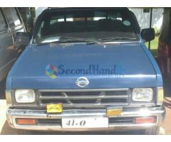 1985 Nissan Single Cab