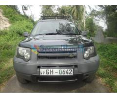 Land Rover, Free Lander, 2001