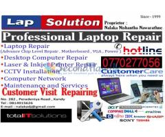 Professional Laptop Repair Kandy