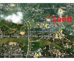 Malabe : Valuable Residential Land : 20 Mn