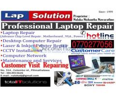 Professional Laptop Repair - kandy