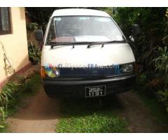 Toyota CR27 Lotto Registered (Used) Van