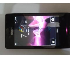 Sony Xperia Miro New version