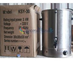 Jysper Water Boiler