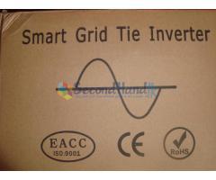 Smart Grid Tie Microinverters