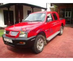 mitsubishi - L200 for sale