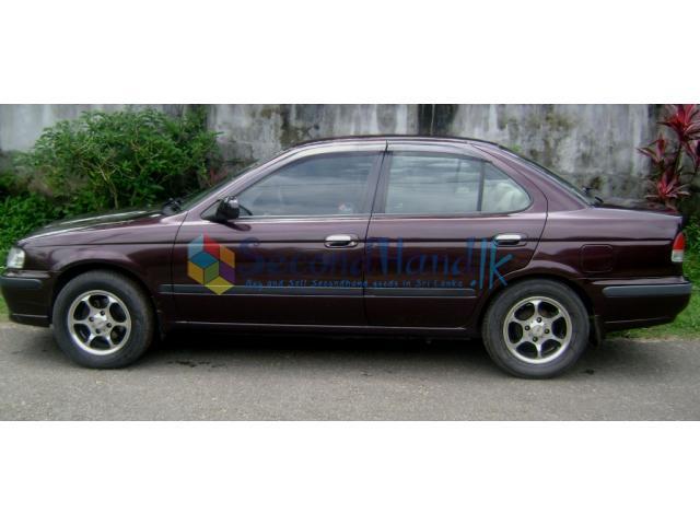 Nissan FB15 Super Saloon Car for Sale Katunayake