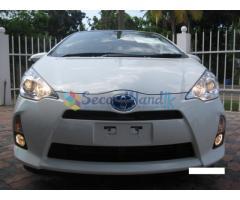 Toyota Aqua G Grade 2013  BRAND NEW