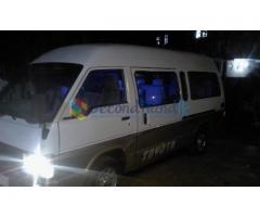 Toyota Hiace - 1985 Super Long Van for Sale