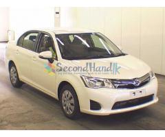 Toyota Axio - Hybrid