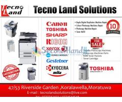All Kind of Photocopy Machine Sell and Repairs