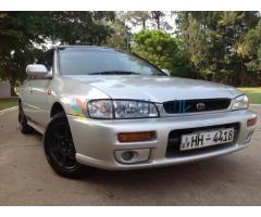 Subaru Impreza 2000 GC1 mint condition