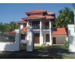 LUXURY HOUSE FOR KANDAWALA, KATAN