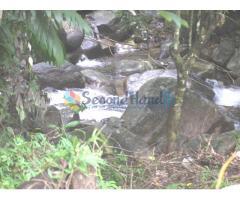 KITULGALA 90P LAND NEXT TO WATER STREAM